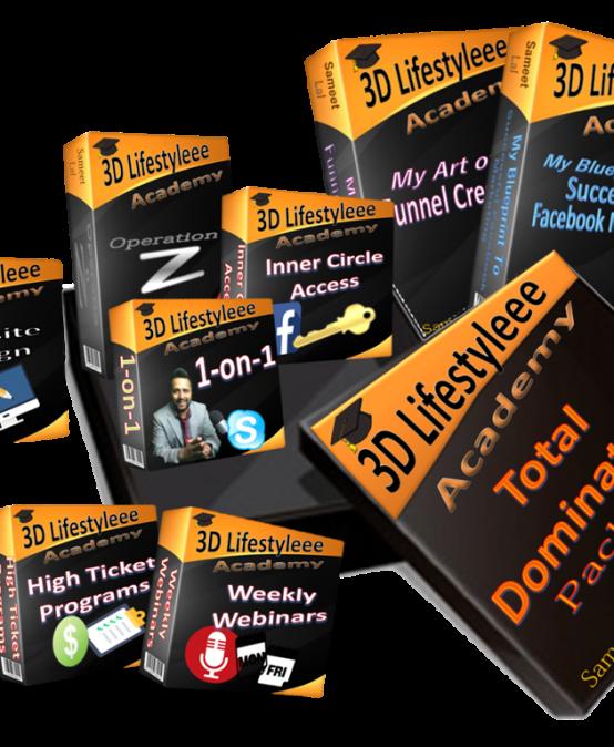 Total Domination Package (PART 1 -> Building Blocks)