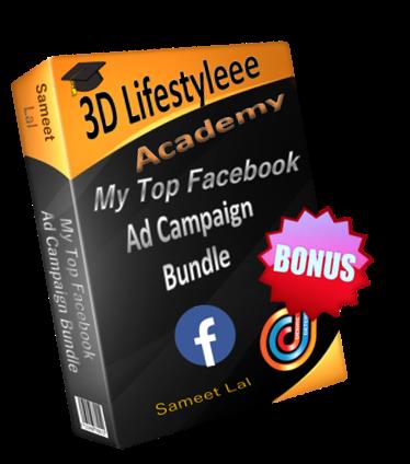 My Top Facebook Ad Campaign Bundle [BONUS] course image